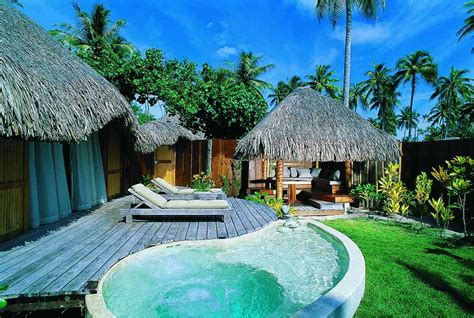 Backyard Resorts Pools And Spas Garden Pool Suites From Photo Gallery For Bora Bora Pearl