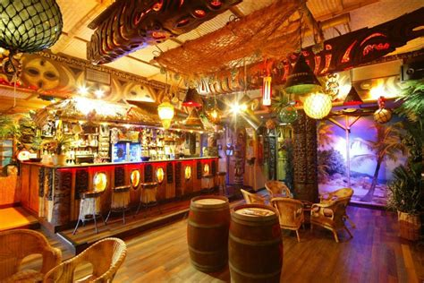 Tiki Bar Melbourne The Weirdest Themed Bars In Melbourne Melbourne