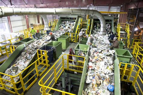 recycling centers close temporarily  probe dumping