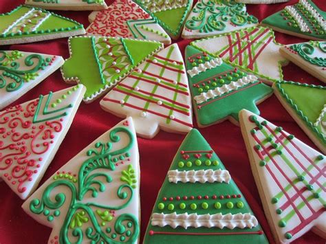 put sugar in xmas tree tree sugar cookies happy holidays