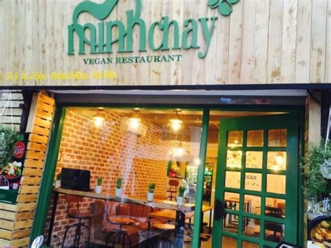 Should Vegetarian Restaurants Only Be Reviewed By Vegetarians by Minh Chay Au Trieu Hanoi Happycow