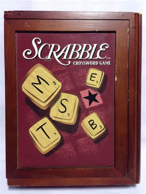 scrabble vintage edition 17 best images about board on monopoly