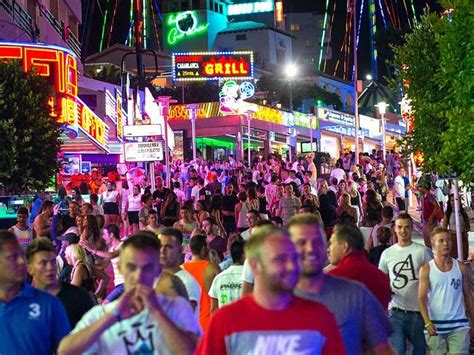 the magaluf strip sunseavip