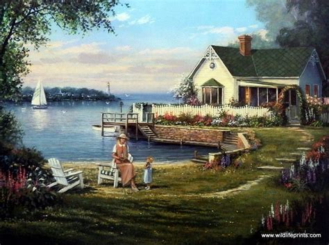 Cottage By The Bay by 1000 Ideas About Farm On Currier And Ives