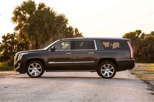 Picture Of Cadillac Escalade 2015 Cadillac Escalade Side Profile Photo 30