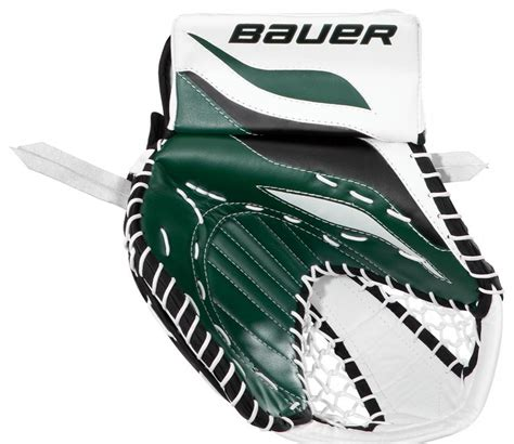 Who Needs Backup When Youre Bauer by Bauer Reactor 2000 Jr Goalie Glove Junior Goalie Gloves