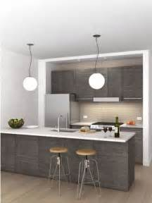 Kitchen Design Grey by Small Condo Kitchen Interior Design