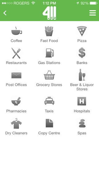 411 Usa Search New 411 Ca App From 411 Local Search Corp Lets Users