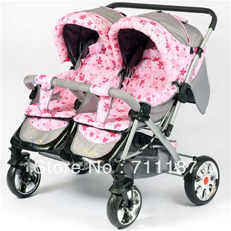 comfortable stroller for toddler beautiful pink pushchairs double baby buggy for twins