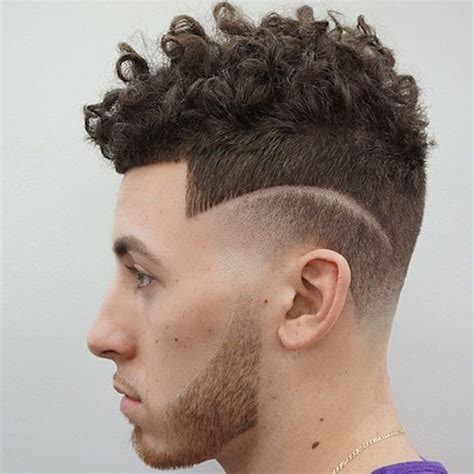 Hairstyles With Hair by Curly Hair Fade