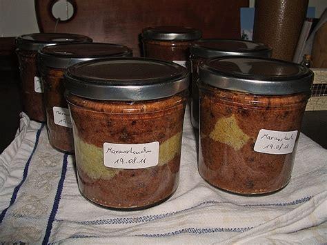 kuchen im glas verschenken rezept schwarz wei 223 kuchen im glas mk46149 chefkoch de