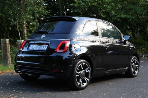 fiat 500 sport fiat 500 sport review carzone new car review