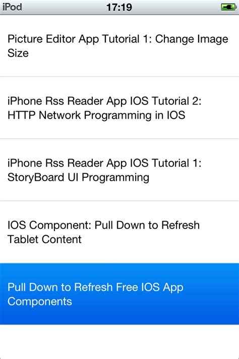 xml tutorial for ios iphone rss reader app ios tutorial 3 xml parser in ios