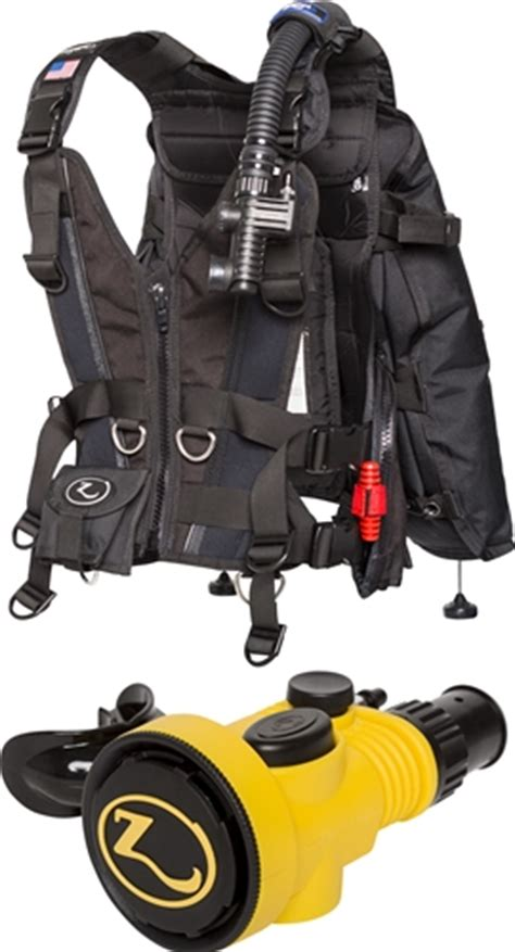 Bcd Zeagle Ranger Junior zeagle zena womens bcd with octo z