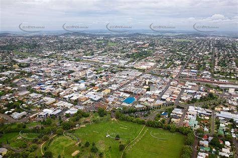 Queensland Address Search Skyepics Aerial Photo Toowoomba City 8367 25 Toowoomba