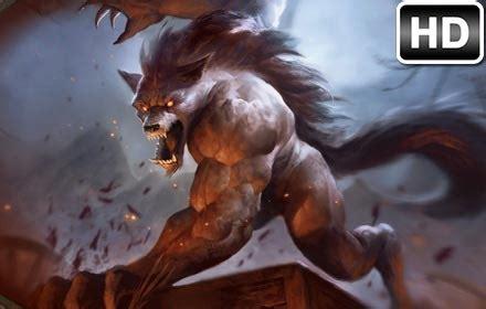 werewolf wallpaper werewolves  tab themes hd