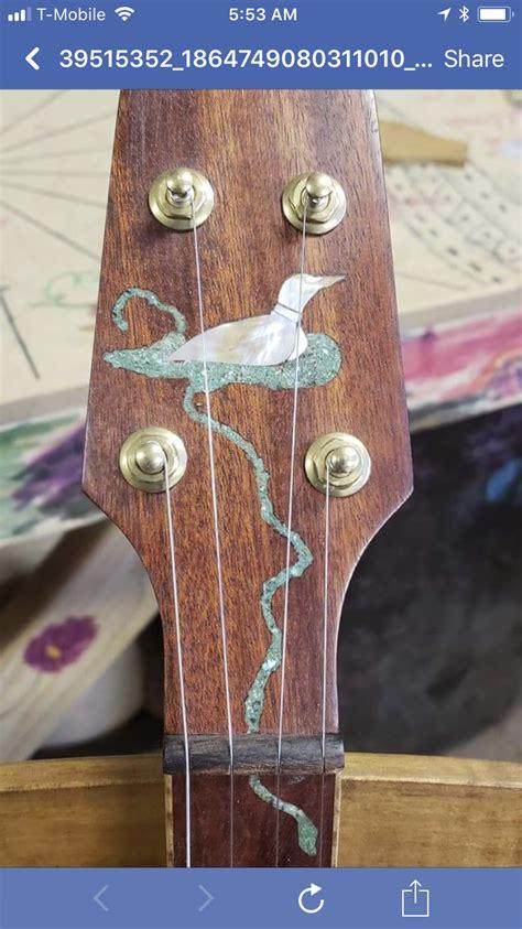 dogwood banjo  crushed turquoise  map  upper