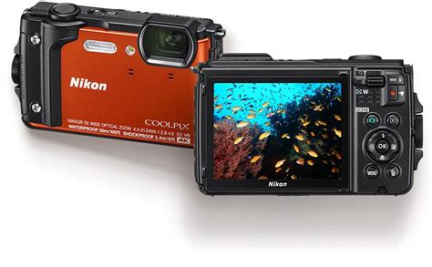 nikon launches coolpix w300 a rugged compact that shoots 4k uhd diy photography