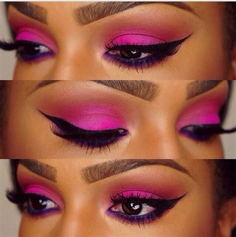Eyeliner Dan Eyeshadow meer dan 1000 idee 235 n roze eyeliner op zilveren eyeliner make up en