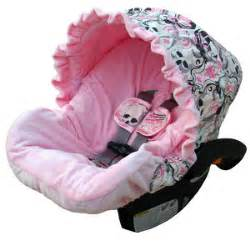 Car Seat Covers Uk Baby Pink Skulls Modest Posh Infant Car Seat Cover Baby