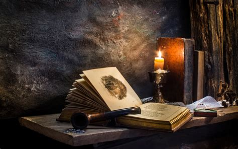 vintage books wallpapers high quality
