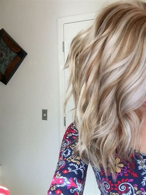 blonde hair platinum highlights 10 beautiful blonde balayage hair color ideas for 2016 2017