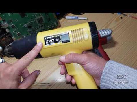 Hair Dryer Vs Heat Gun hair dryer vs heat gun doovi