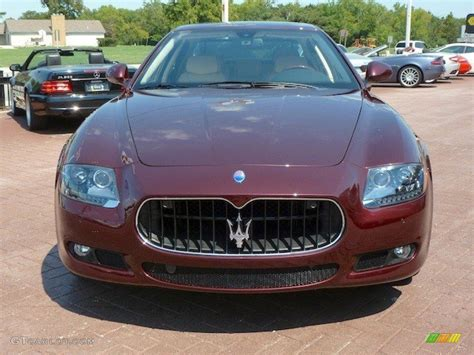 metallic maserati 2013 bordeaux ponteveccio dark red metallic maserati