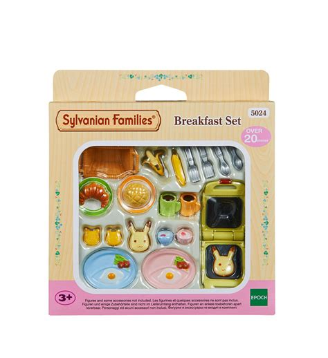 Breakfast Set Sylvanian 5024 sylvanian families furniture accessories sets choose