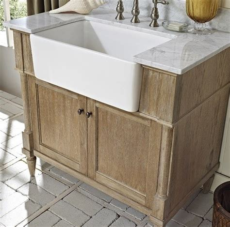 farm sink bathroom vanity bath vanity 36 quot farmhouse bathroom vanities and sink consoles boston by vanity