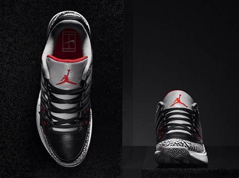 Nike Air Zoom 6095 Semioriginal nike zoom vapor tour aj3 quot black cement quot release date sneakernews
