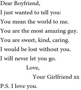 Letter You The World To Me 1000 My Boyfriend Quotes On Happy In Happy Quotes And Best