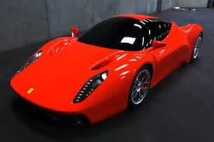 f70 hybrid supercar enzo successor released