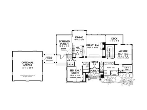 detached guest house plans 17 unique house plans with detached guest house house