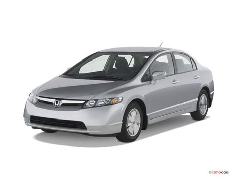 honda civic 2007 2008 2007 honda civic hybrid prices reviews and pictures u s