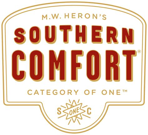 Southern Comfort Logo brand new new logo and packaging for southern comfort by