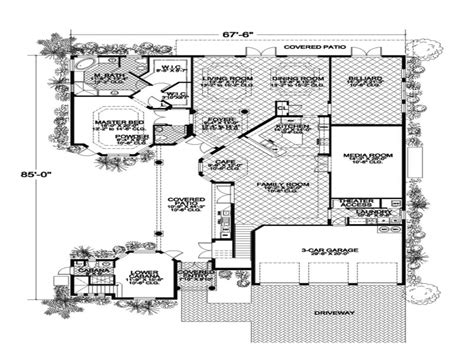 Caribbean House Plans With Photos Tropical Island Style | tropical caribbean homes floor plans tropical island and