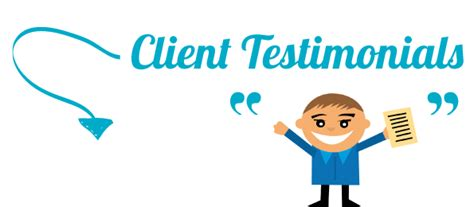 Testimonials From Lovely Customers 2 testimonials websites and ohara
