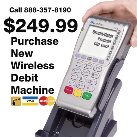 debit card machine wireless debit machine 250 purchase no monthly costs