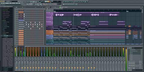 full fl studio indir fl studio 12 5 1 m 252 zik prod 252 ksiyon ve d 252 zenleme programı