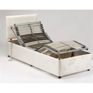 elektrisches bett restwell richmond electric adjustable bed single 3ft