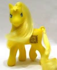Mainan My Pony Light Up Yellow g2 my pony identification by color