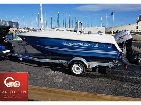 motorboot quicksilver 500 commander quicksilver 500 commander in gard motorboote