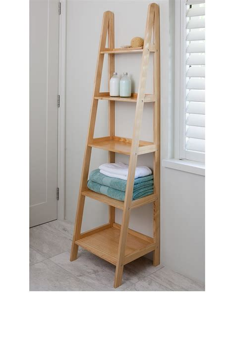 ladder shelf bathroom pin by liz doolittle on sunshine bathroom pinterest