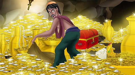 alibaba story ali baba and the forty thieves bedtime stories fable