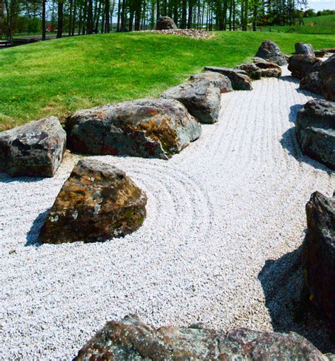 Japanese Rock Garden My Recycled Photo From The Dawes