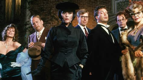 film it original cast it s the 30th anniversary of clue and here are 5 reasons