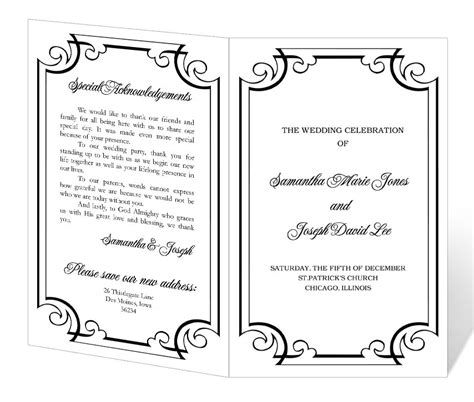 wedding checklist office templates