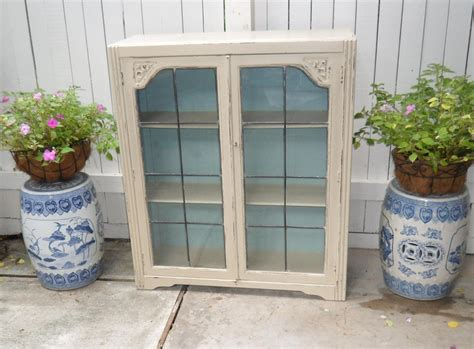 painted bookshelf curio cabinet ideas for the home pinter