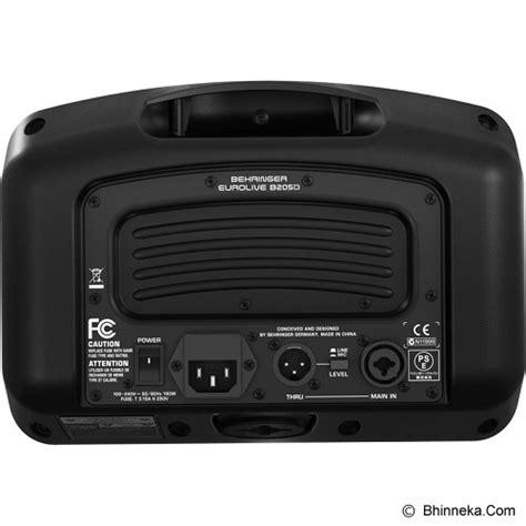Jual Audio Mixer Portable Kaskus jual behringer portable speakers system b205d murah